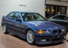 BMW Alpina B6 2.8 e36