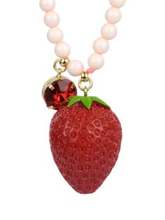 #n2-by-lesnereides #paris #spring-summer-14 #jewelry #french-designer #handmade #unique #necklace #fruits #blackberries #yummy #summer #funny-fruits #Shop on #www.lesnereides-usa.com