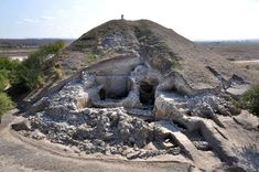 la ciudad más antigua de Europa.... Provadia Yacimiento