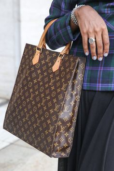 fee2b7636a6df How NYFW Redefined the Laptop Case. Louis Vuitton ...