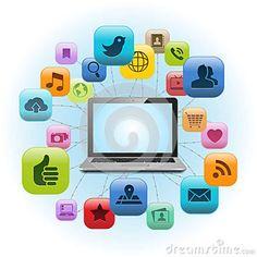 COMPUTACIÓN:Se ocupa de estudiar el campo relativo al hardware (estructura fisica)y al software (estructura lógica) para el procesamiento y comunicación de información.