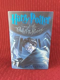 Harry Potter and the Order of the Phoenix Book  By J. K. Rowling