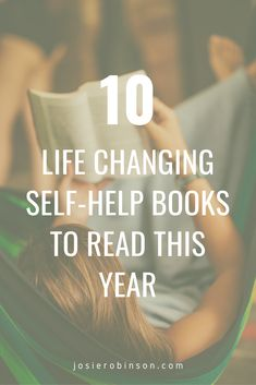 Best Self Improvement Books of All Time — Josie Robinson