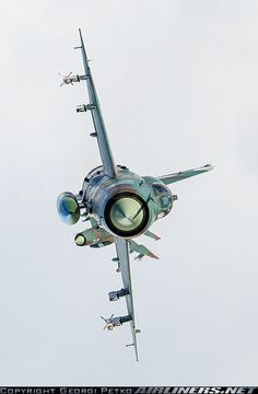 Mig-21 Bis bulgaro