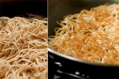 Cantonese Fried Noodles (Pork Chow Mein) | Easy Asian Recipes at RasaMalaysia.com