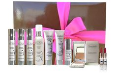 Ultimate Indulgence contains all you need for a youthful, flawless finish. Kit contains:  Cleansing Emulsion, •Rose Hips Toner •Advanced Day Complex •Replenish Night Complex •Papaya Exfoliant Scrub •Sea Kelp Mask •2x Mineral Vegan Foundations •2x Mineral Vegan Lip Glazes You choose colours to suit you.