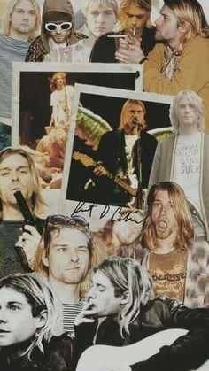 Kurt Cobain Collage