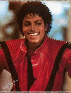 Michael Jackson. This is one of my all-time favorite pictures of MJ!