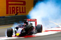 #PortHercule #max #verstappen gave us some really awesome #races in the past #season . #franz #todt , #toro #rosso #team #manager , said that he really appreciated his #detailed explaination of the #feelings on the new #2016 #car . Photo by: #xpbimages for #motorsportcom #formula1 #uno #f1 #kerbs #racing #colors #love #fast #speed #barcelona #bright #race #pace #mechanics by secondogio from #Montecarlo #Monaco