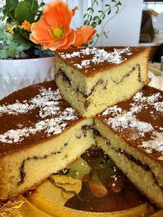 Greek Sweets, Greek Desserts, Tiramisu, Deserts, Baking, Ethnic Recipes, Food, Bundt Cakes, French Toast