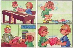 borrowing a friend's book