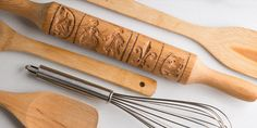 Specialty Kitchen Tools, French Rolling Pin, Types Of Pins, Cleaning Wipes, Rolls, Carving, Buns, Wood Carvings