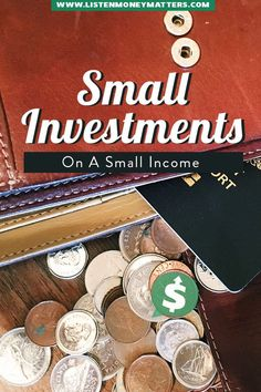 Even starting to invest small amounts on a small income, builds the habit of saving and building wealth. Start small and then grow. Build your good habits and build your wealth and your life. Money Tips, Money Saving Tips, Make Money Online, How To Make Money, Financial Goals, Financial Literacy, Financial Planning, Home Based Business, Business Ideas