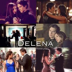 DELENA: I will always choose you
