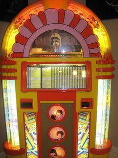 Yellow Submarine jukebox