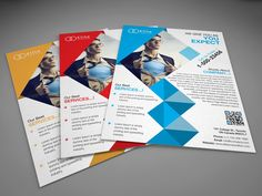 Check out Flyer 4 by Design'sTRIBE on Creative Market
