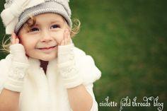 Violette Field Threads Blog - Coco Mittens