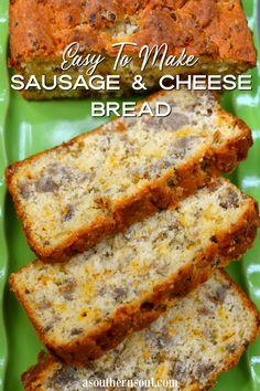 Breakfast Bread Recipes, Savory Breakfast, Breakfast Casserole, Brunch Recipes, Gourmet Recipes, Cooking Recipes, Breakfast Energy, Brunch Foods, Savory Muffins
