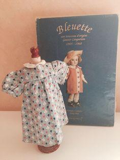 Ancien Mannequin EN Bois Carton Pour Poupée Bleuette Gautier Languereau   eBay