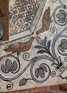Floor, St. Mark's Basilica, Venice. http://helenmilesmosaics.org/