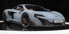 McLaren 675LT – De nouvelles images !