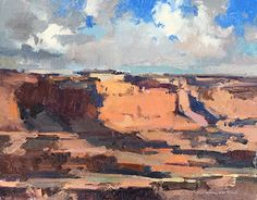Canyonlands by Jill Carver  ~ 11 x 14