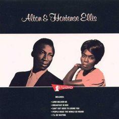 Amazon.co.jp: Alton Ellis : Alton & Hortense Ellis - ミュージック
