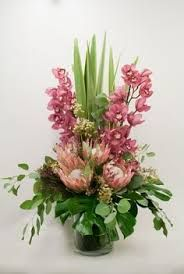 Image result for arranjos florais com proteas