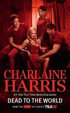Dead to the World: A Sookie Stackhouse Novel by Charlaine Harris (mystery writer). Her novels have been recommended but I haven't read any yet.
