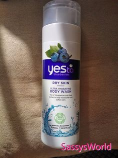 Sassys World: BLUEBERRIES DRY SKIN ULTRA HYDRATING BODY WASH fro... Well worth trying from @mypurebeauty #organic #bblogger #natural