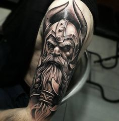 Best Arm Tattoos for Men and Women Cool Arm Tattoo Designs and Ideas Updated Daily – Fake Tattoos & Temporary Tattoos Thor Tattoo, 27 Tattoo, Rabe Tattoo, Tatoo Art, Norse Tattoo, Sick Tattoo, Tattoo Motive, Tatto Man, Viking Tattoo Symbol
