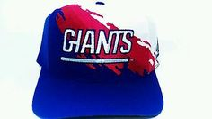 Vintage logo athletic new york giants pro line vtg 90 s official snapback  adj New York Giants 2d583ddfd