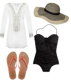 """""""Weekend at the Lake"""" by crcockrell on Polyvore"""