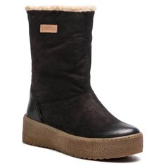 Botine LASOCKI – WI23-MURANO-07 Negru Bearpaw Boots, Ugg Boots, Uggs, Wedges, Shoes, Interior, Color, Products, Fashion