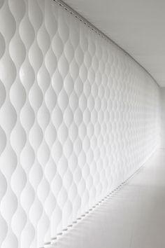 Cortinas verticales / Vertical Blind System. Descubre las nuevas cortinas verticales onduladas en Cortinadecor.