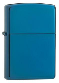 Zippo Lighter Blue Sapphire 20446 Sale price. $17.44