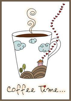 * Coffee time hearts                                                                                                                                                      Más