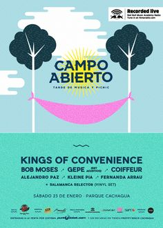 Campo Abierto (2016) on Behance