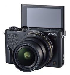 Das L im Seriennamen stand für Lens, Objektiv. (Foto: Nikon)