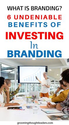 We all know that building a successful business is hard, really hard. Do you know what is even harder than that? Becoming a reputable Brand and driving even more growth to your business. Check out 6 powerful benefits of investing in branding?  #branding #investinginbranding #whatisbranding #entrepreneur