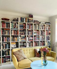 Personal Library, Bookcase, Shelves, Bedroom, Instagram, Home Decor, Shelving, Decoration Home, Room Decor