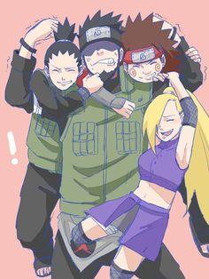 Naruto Uzumaki, Sasunaru, Shikatema, Naruto Sasuke Sakura, Itachi, Shikadai, Narusaku, Team 10 Naruto, Naruto Teams