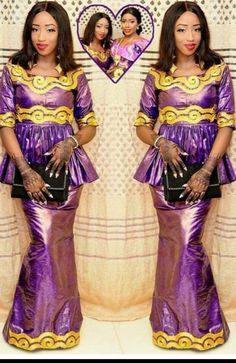 African Attire, African Wear, African Fashion Dresses, African Dress, African Bridesmaid Dresses, Madina, African Design, Ibm, Couture