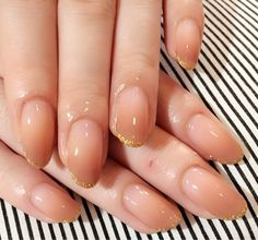 Wedding Nails-A Guide To The Perfect Manicure – NaiLovely Nude Nails, Manicure And Pedicure, Acrylic Nails, Coffin Nails, Hair And Nails, My Nails, Asian Nails, Funky Nails, Minimalist Nails