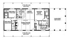 Berm Design Home Plans | Valhalla Berm Home Plan 030D-0151 | House Plans and More