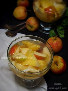 manisan nanas apel salak