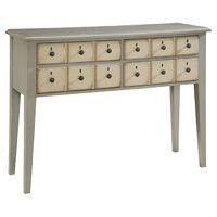 Sofa table, hallway console, studio display- where would you use this?