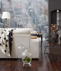 Wallpaper  Dissolving  Item number P151601-8  Collection Expressions  39 €/m2