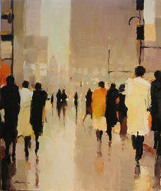 Bienvenido a Christie Gallery, con las obras del pintor Lorraine Christie.