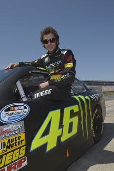 Valentino-Rossi-NASCAR-Test-18